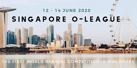 Singapore Orienteering League: Series 2 / World Ranking Event   tickets