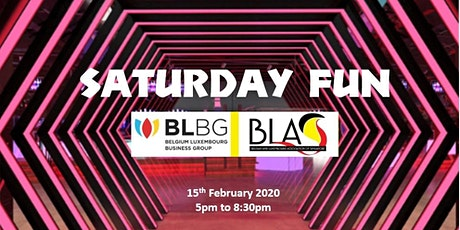 Saturday fun with BLBG and BLAS tickets