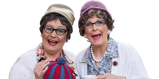 FUNdraising evening with Ethel & Bethel, the Bingo Babes