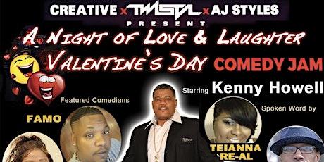 Valentine's Day Comedy Jam tickets
