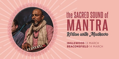 The Sacred Sound of Mantra   Kirtan with Madhava tickets