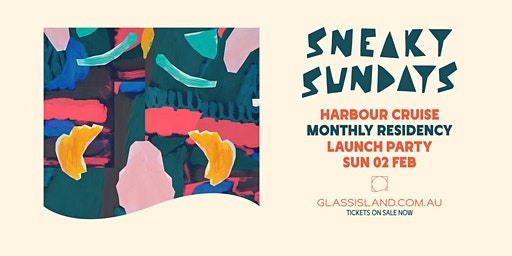 Glass Island - Sneaky Sundays Monthly Residency Launch