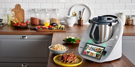 Keto Cooking Class - Thermomix Edition. tickets