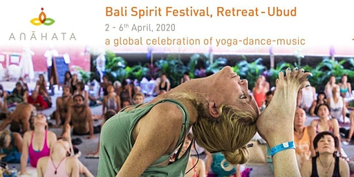 Bali Spirit Festival - Retreat