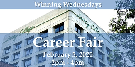 Winning Wednesdays Career Fair - February 5, 2020 tickets