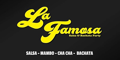 La Famosa Party - Salsa & Bachata - City Tatts Club - FRI 31 JAN tickets