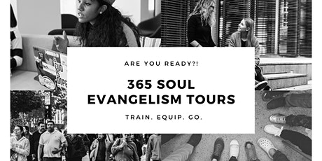 365 SOUL EVANGELISM TOUR- PUBLIC TRANSPORT tickets