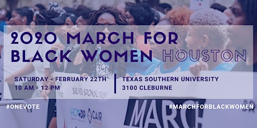 Rally and March for Black Women 2020