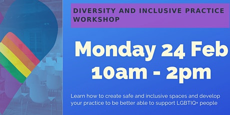Diversity and Inclusive Practice Workshop tickets