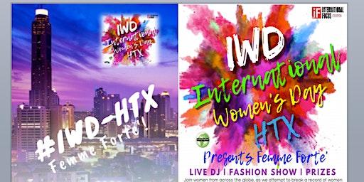 International Women's Day Houston (IWD - HTX)