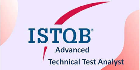 ISTQB Advanced – Technical Test Analyst 3 Days Training in Edinburgh tickets
