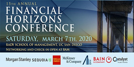15th Annual Financial Horizons Conference tickets
