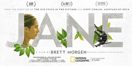 Jane -  Encore Screening - Wed 26th February - Melbourne tickets
