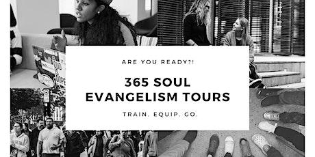 365 Soul Evangelism Tour- WIN tickets