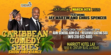 Caribbean Comedy Series tickets