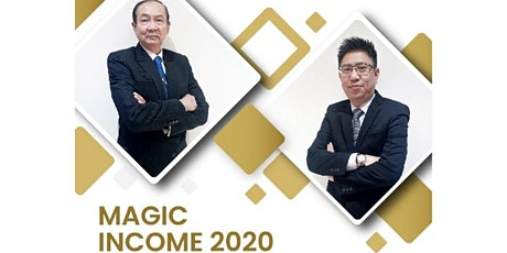 MAGIC INCOME 2020 tickets