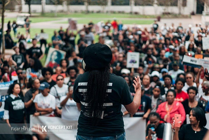 Rally and March for Black Women 2020 image