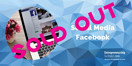 SOLD OUT - WAITLIST OPEN - Social Media - Facebook tickets