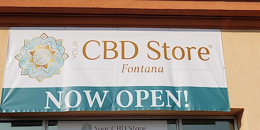 Your CBD Store Grand Opening