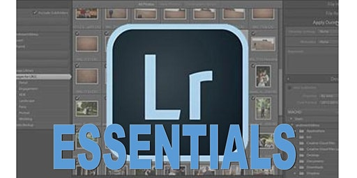 NEW Lightroom  Essentials
