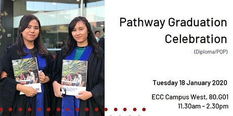 ECC PATHWAY GRADUATION PQ1902 tickets