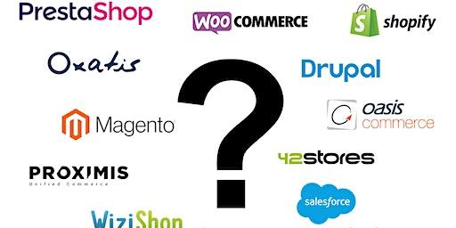 Comment bien choisir son CMS e-commerce pour créer son site e-commerce ?