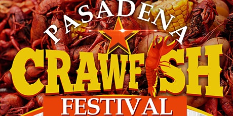Pasadena Crawfish Festival tickets