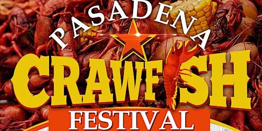 Pasadena Crawfish Festival