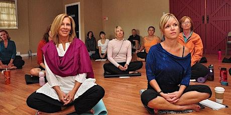 Journée d'approfondissement MBSR (méditation de pleine conscience) billets