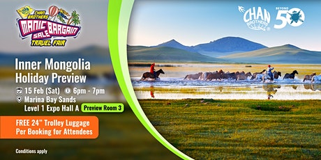 Inner Mongolia Holiday Preview  tickets