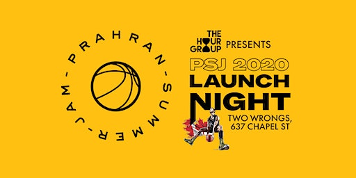 PSJ 2020 Launch Night (Live Draw)