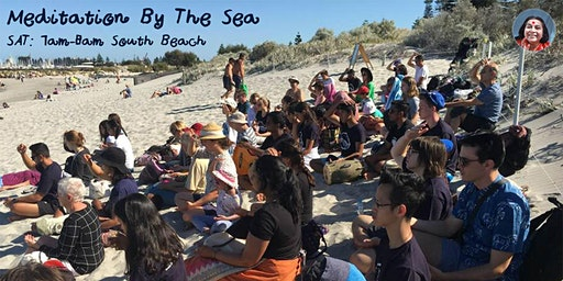 Meditation By The Sea - Sahaja Yoga @ South Beach