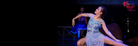 FREE CONTEMPORARY Dance Classes | Red Music & Dance Centre Open Day February 9