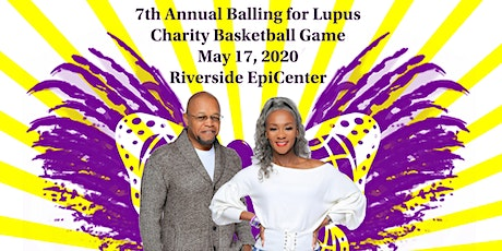 7th Annual Balling for Lupus Luvs Charity Basketball Game tickets