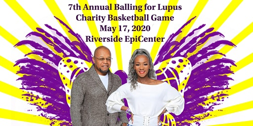 7th Annual Balling for Lupus Luvs Charity Basketball Game