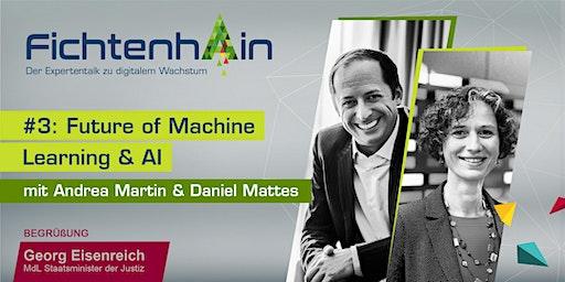 FICHTENHAIN #3 LIVESTREAM: Future of Machine Learning  & AI