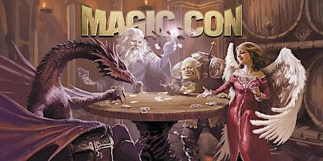 MagicCon 2020 - Fantasy live erleben mit Hollywood Stars tickets