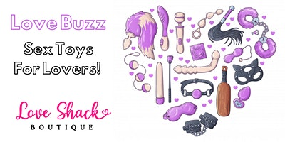 Love Buzz :  Sex Toys for Lovers