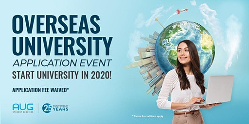 Overseas University Application Fair 2020