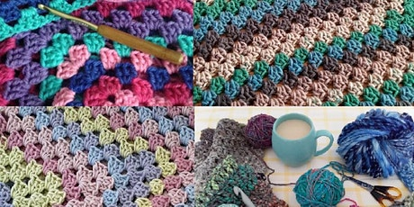 Crochet Workshop - Blankets and Beyond tickets