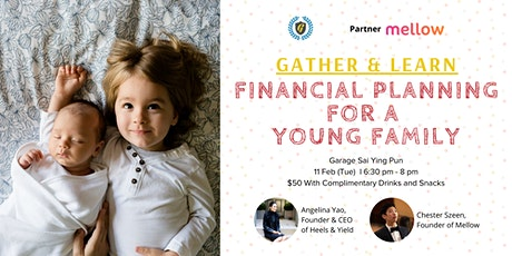 Gather & Learn: Financial Planning For A Young Family tickets