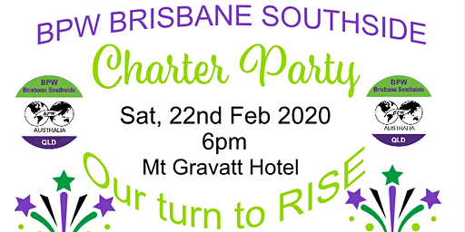 Our time to Rise Charter party