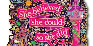 2020 She Believed She Could 1M 5K 10K 13.1 26.2- Amarillo