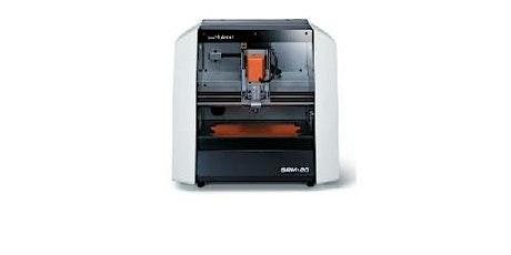Workshop: CAD/CAM Fresa Roland DG Modela mdx-50 - Zagarolo biglietti