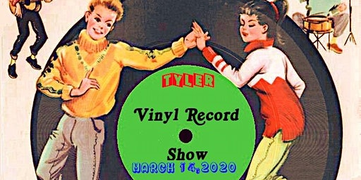 Tyler Vinyl Record Show 2020