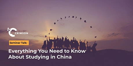 Everything You Need to Know About Studying in China tickets