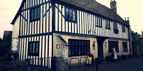 Ely Cambridgeshire Paranormal - Oliver Cromwells House tickets