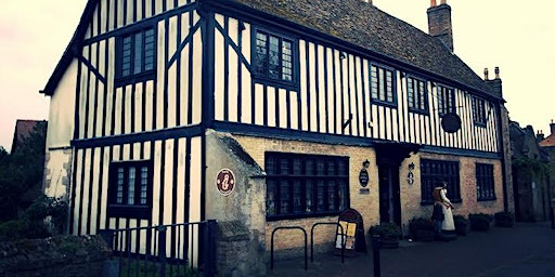 Ely Cambridgeshire Paranormal - Oliver Cromwells House