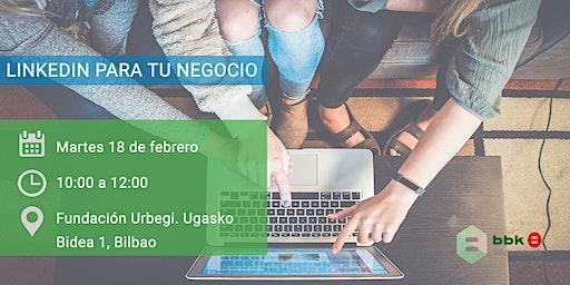 LinkedIn para tu negocio