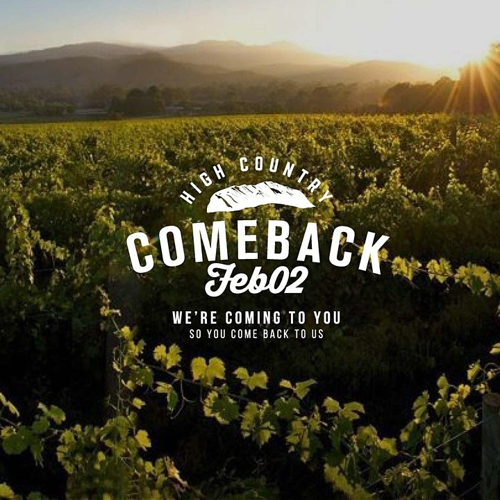 High Country Comeback image